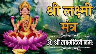 श्री लक्ष्मी मंत्र   ॐ श्री लक्ष्मी देव्यै नमः   Shri Lakshmi Mantra   Shemaroo Bhakti