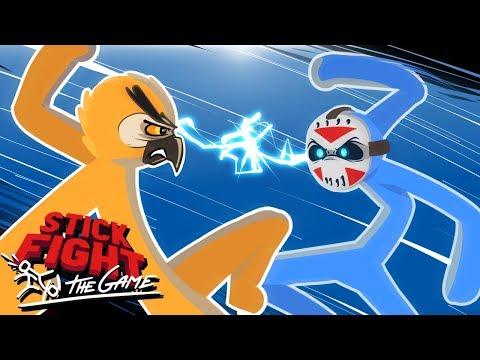 Stick Fight - LAST STICK MAN STANDING!!! (With Vanoss, Nogla, & Terroriser)