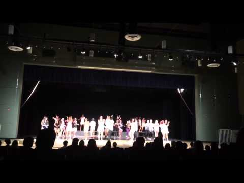 MVHS Dance Presents Gatsby: Into The Past 2014 Encore APPLAUSE