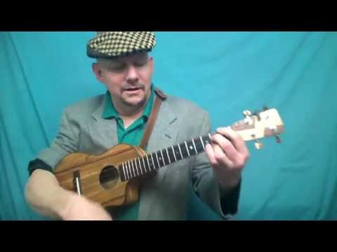 MUJ:Wooly Bully - Sam the Sham and the Pharaohs (ukulele tutorial)