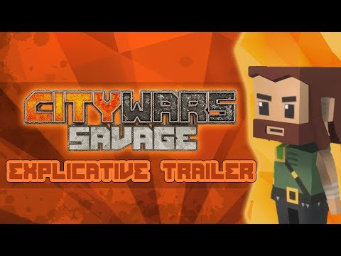Citywars Savage, an Indie MMORPG Based on a Minecraft Server