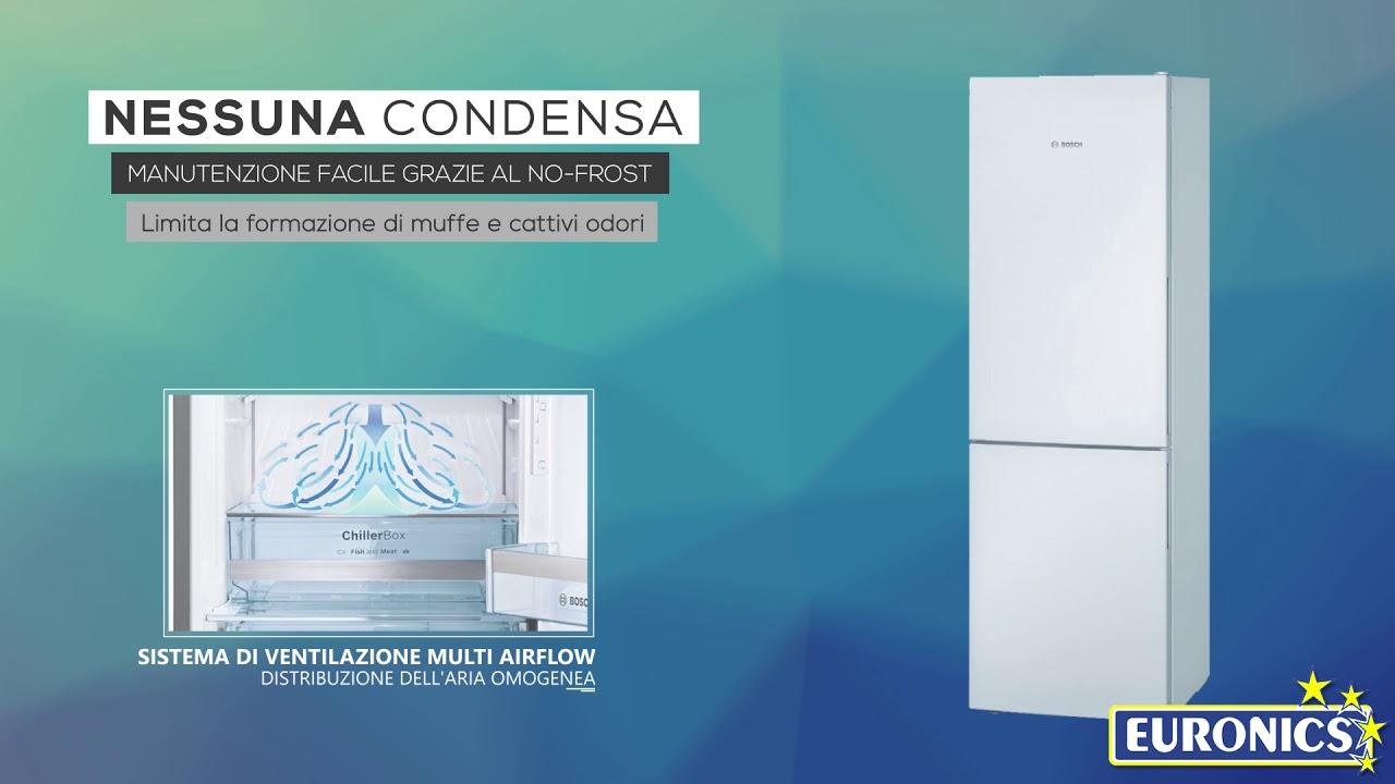 Bosch | Frigo-congelatore da libero posizionamento A++ | Serie 2 ...