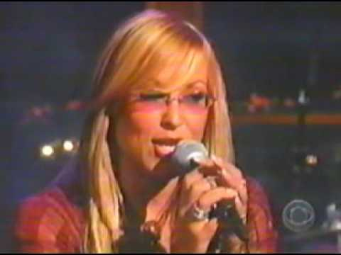 Anastacia - You'll never be alone (Live on 'Craig Kilborn')
