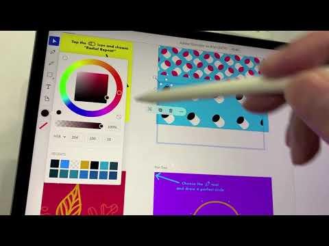 Adobe MAX 2019:Adobe Illustrator For IPad デモ