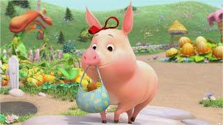Con Lợn Éc - Con Heo Đất - Nhạc Thiếu Nhi Hay Nhất Kênh Bé Yêu