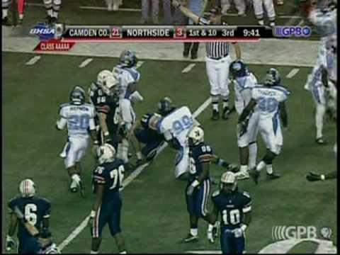Camden County vs. Northside 2009 5AAAAA Championship