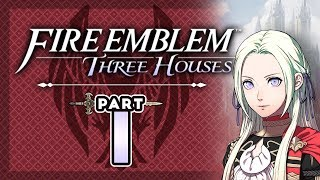 """Part 1: Let's Play Fire Emblem, Three Houses - """"Our Journey Begins"""""""