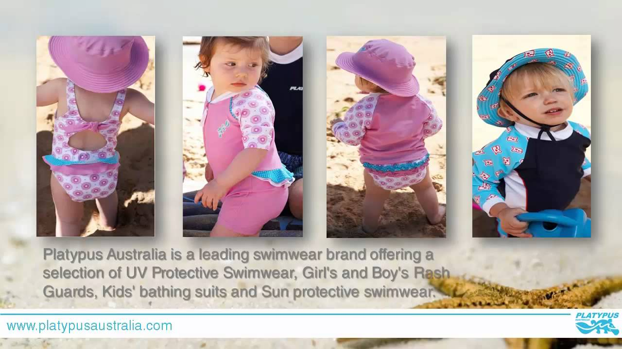 a7aa67e32aa3e Protect Your Kids Skin Through The Leading Platypus Australia Child Swimwear  HD