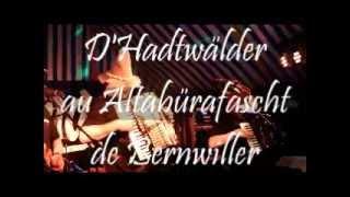 Altabürafàscht à Bernwiller
