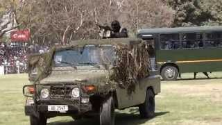 Zambian commandos training 2