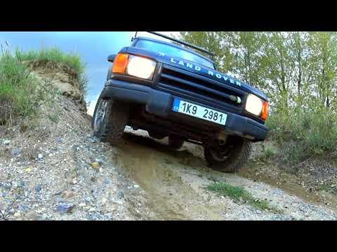 Land Rover Baraba/sandpit Czech Republic