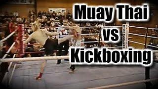 Download Video Muay Thai vs Freestyle Kickboxer Good Fight MP3 3GP MP4