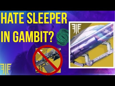THE ULTIMATE COUNTER TO SLEEPER! THE TWO TAILED FOX! DESTINY 2 FORSAKEN