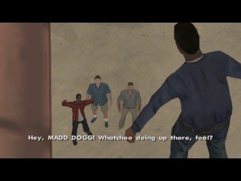 Madd Dogg - GTA: San Andreas Mission #90