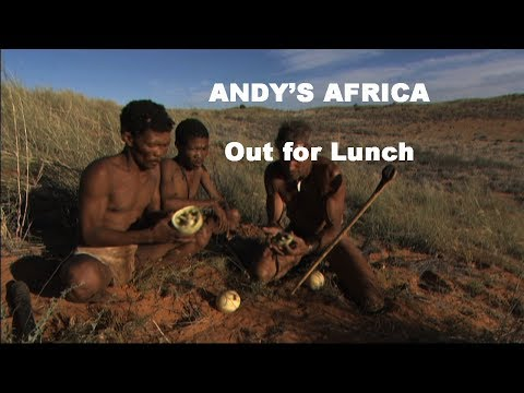 OUT FOR LUNCH -- ANDY'S AFRICA -- EPISODE 2