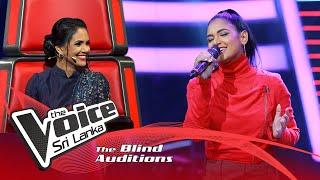 Pavi Kalpani - Dum Maaro Dum | Show phase | The Voice Sri Lanka Thumbnail