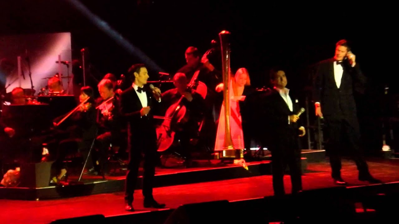 Il divo i will always love you ziggo dome amsterdam - Il divo man you love ...