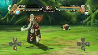 S3 PS4 Izuna