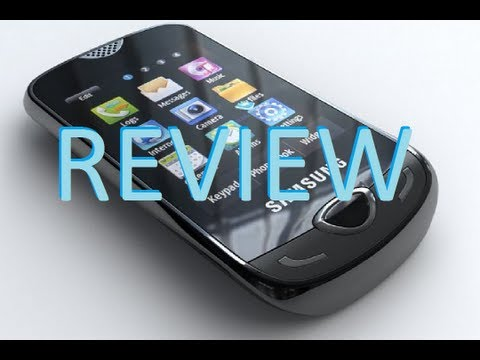 Samsung Corby S3370 | REVIEW