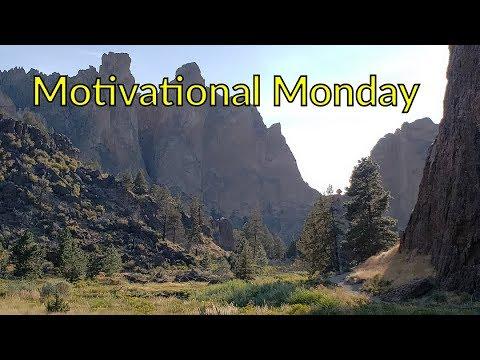 Motivation Monday (Smith Rock state park)