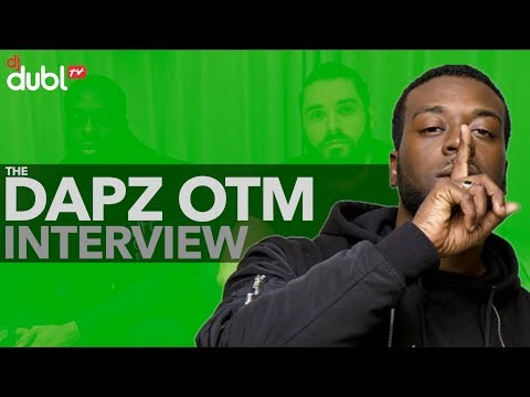 Dapz On The Map Interview - Birmingham Grime scene, working with JME, avoiding social media & more!