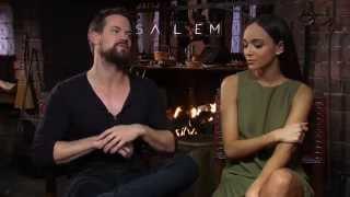 Inside Salem Season 2 with Shane West & Ashley Madekwe