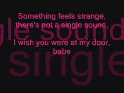 Billie Piper ~ Day & Night Lyrics