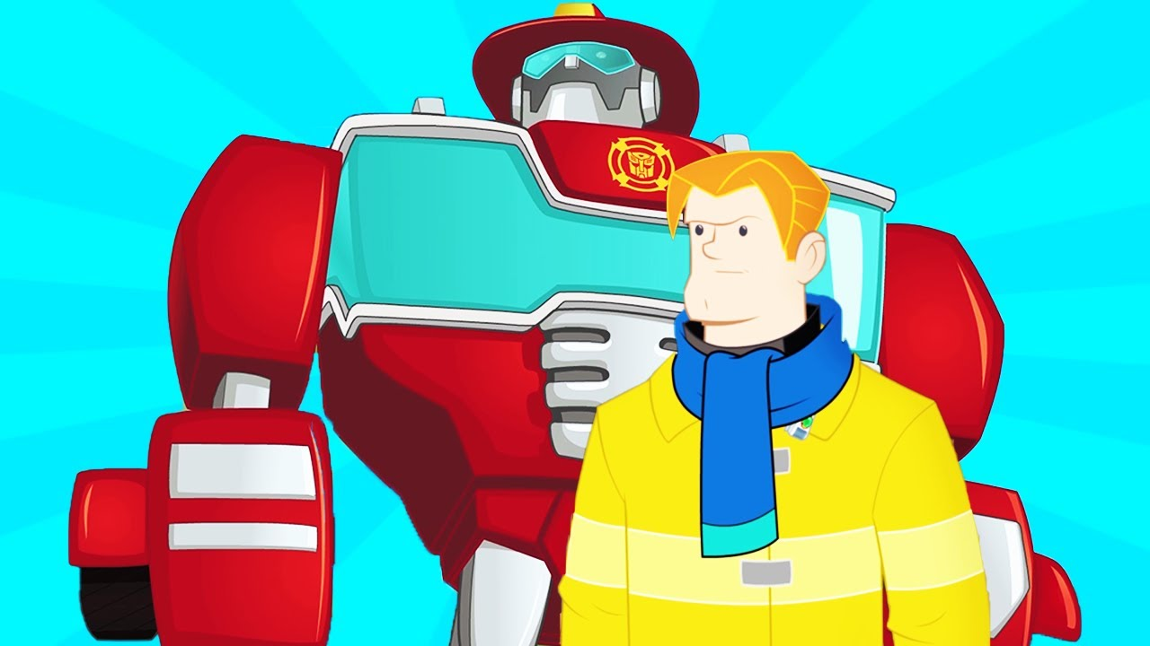 Transformers Official | The Nice Ice Plan | Full Episodes | Transformers Rescue Bots