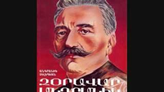 antranig /armenian hero