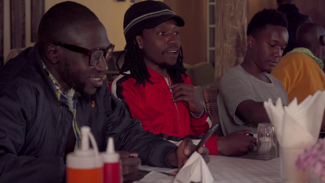 SAUTI SOL DINNER VIBES WITH THE BAND