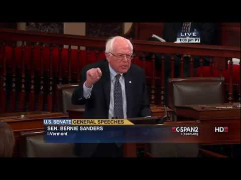 Sen. Bernie Sanders: Citizens United Is Creating An 'Oligarchic Form Of Society'