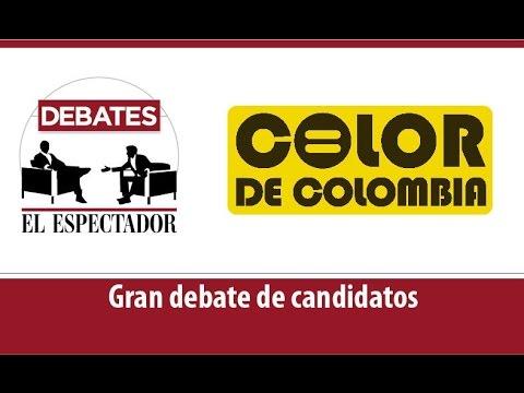 Debates El Espectador - Candidato a la alcaldía de Tumaco