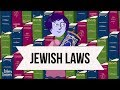 Where Do Jewish Laws Come From? Intro to Torah, Talmud, Halacha