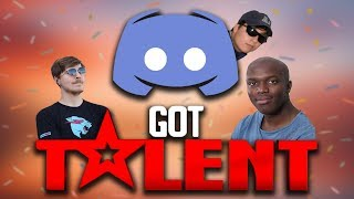 DISCORD'S GOT TALENT FINALE (ft. KSI & MrBeast)