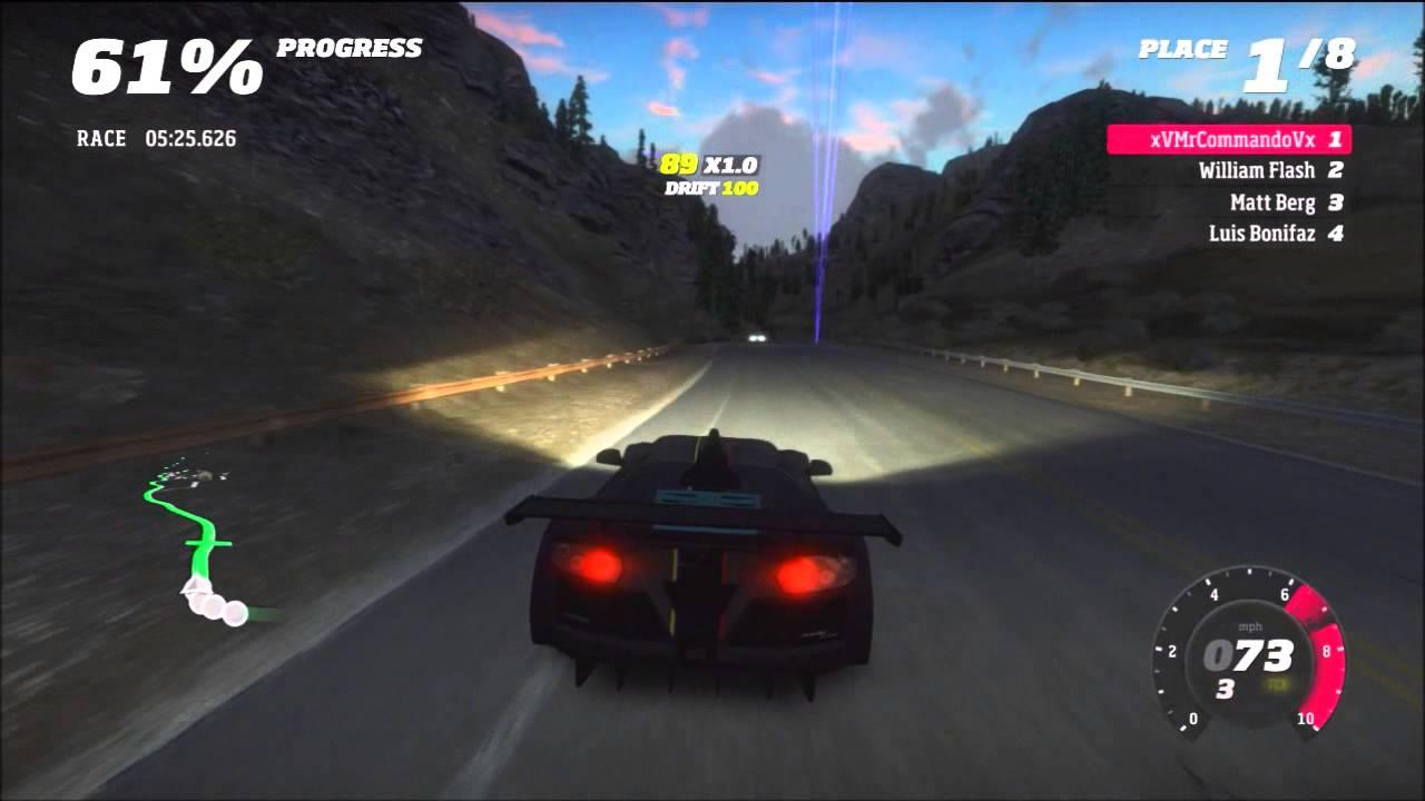 Forza Horizon: Viewer Request - Goliath/Gumpert Apollo ...