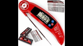 5 Best Cooking Thermometer To Buy 2018 - Cooking Thermometer  Reviews