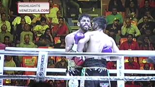 Highlights LA BATALLA - Jorge Linares (VEN) vs Iván Cano (MEX)