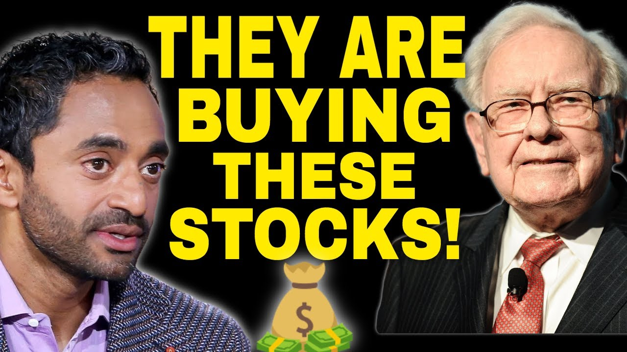 Billionaire Warren Buffett, Chamath Investing In This Stock Market Niche (NOT What You Think)...