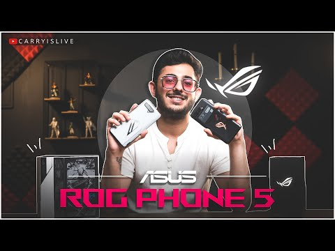 THE GAMING BEAST IS BACK - ASUS ROG PHONE 5