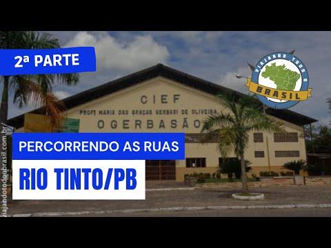 Viajando Todo o Brasil - Rio Tinto/PB-2ª Parte - Especial