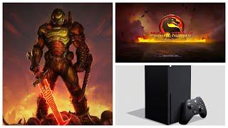 Отзывы DOOM Eternal: все в восторге. Выход Mortal Kombat Kollection Online. В Сеть слили фото Xbox