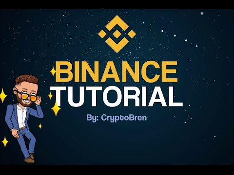 Binance Tutorial (How To Buy Altcoins)