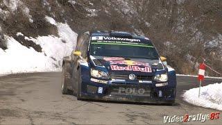 Vid�o 83�me Rallye Monte Carlo 2015 [HD]