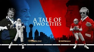 The Timeline: A Tale of Two Cities Full Show | The Cowboys & 49ers Battle for NFL Dominance | NFL