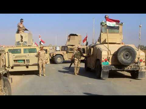 News Update Iraqi forces recapture final IS-controlled town, Rawa 17/11/17