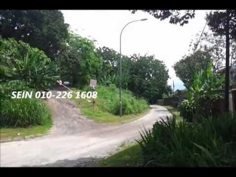 Jalan Klang Gates, Melawati Residential Land for Sale, 2.437 acre RM60/sf