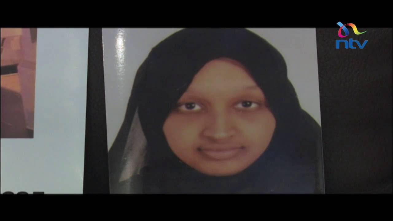 Parents fear missing girl in South C has joined terror groups