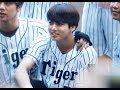 【HD】Full Ver. 0602 BTS 防弾少年団 始球式 阪神 - 日本ハム  방탄소년단 시구식