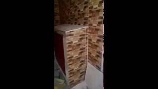 فيديو لمدخل عمارة سكنات عدل في الرتبة   ديدوش