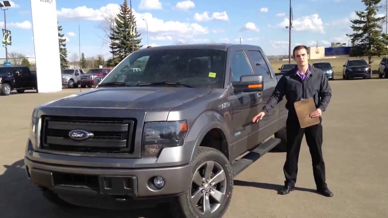 2014 ford f 150 fx4 ecoboost ponoka ab youtube. Black Bedroom Furniture Sets. Home Design Ideas